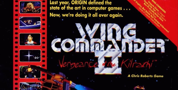 Ad of the Day: Wing Commander 2