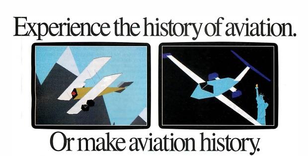 Ad of the Day: Microsoft Flight Simulator 4.0