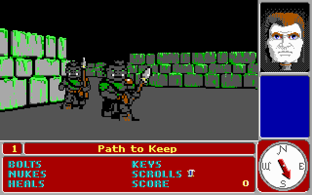 Catacomb 3D (1991)
