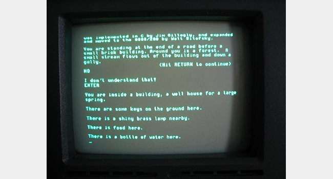 Colossal Cave Adventure (1976)