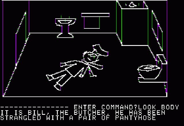Mystery House (1980)