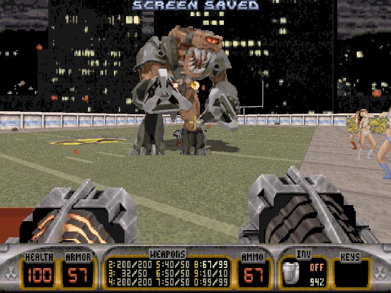 Duke Nukem 3D (1996)