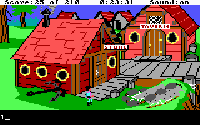 King's Quest III: To Heir Is Human (1986)