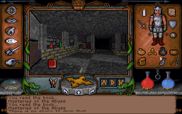 Ultima Underworld: The Stygian Abyss (1992)