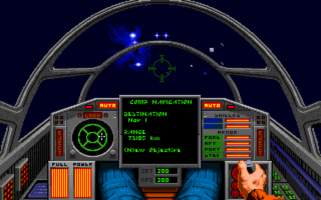 Wing Commander II: Vengeance of the Kilrathi (1991)