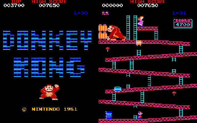 Donkey Kong (1981)
