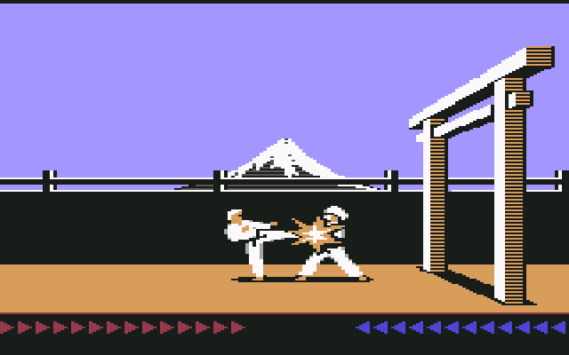 Karateka (1984)