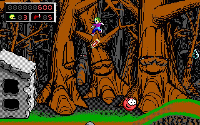 Commander Keen in Goodbye, Galaxy (1991)