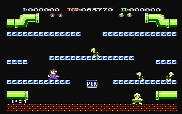 Mario Bros. (1983)