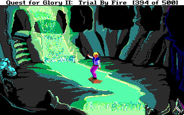 Quest for Glory II: Trial by Fire