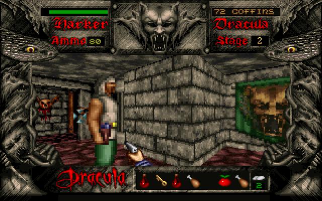 Bram Stoker's Dracula DOS (1993)