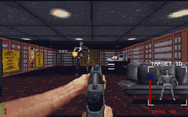 The Terminator: Rampage (1993)