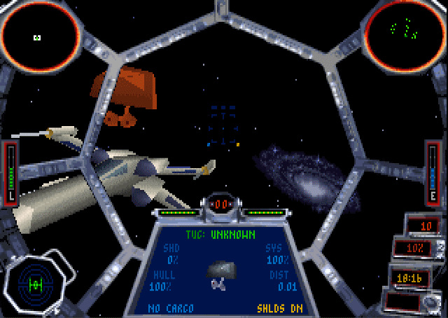 Star Wars: TIE Fighter (1994)