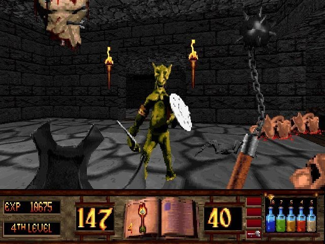 Witchaven (1995)