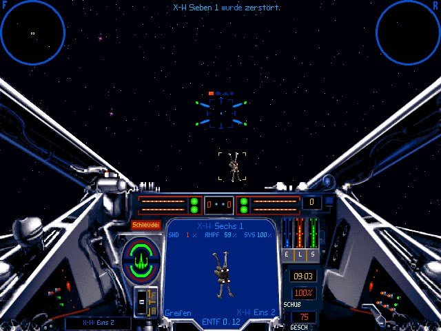 Star Wars: X-Wing Vs. TIE Fighter (1997)