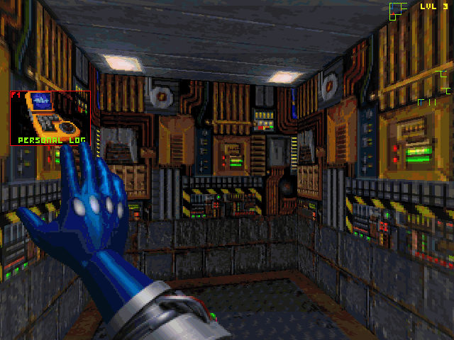 CyberMage: Darklight Awakening (1995)
