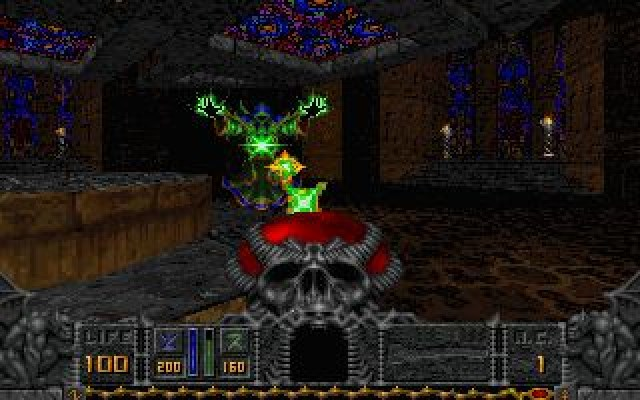 Hexen: Beyond Heretic (1995)
