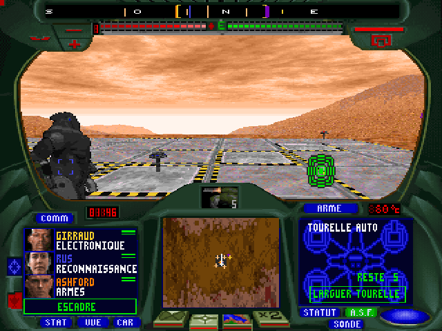Terra Nova: Strike Force Centauri (1996)