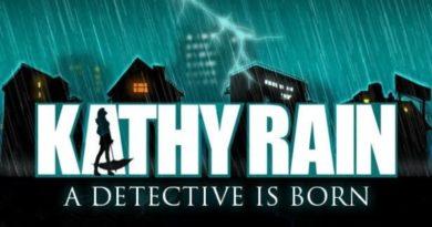 Kathy Rain – Mystery aus den 90ern