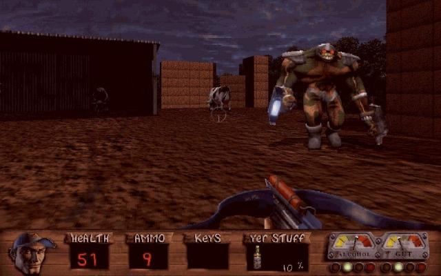 Redneck Rampage (1997)