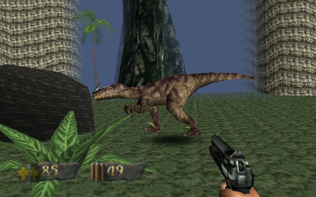 Turok: Dinosaur Hunter (1997)