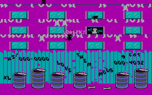 Alley Cat (1983)