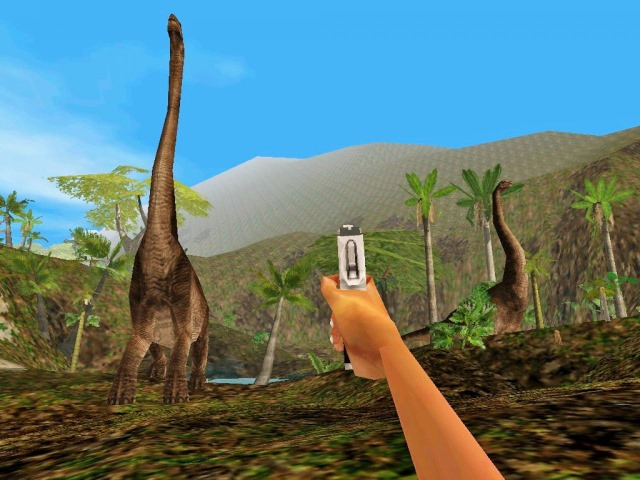 Trespasser: The Lost World – Jurassic Park (1998)