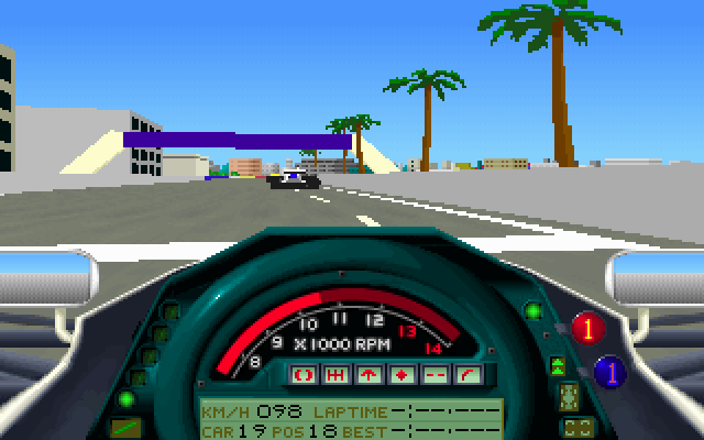 Microprose Formula One Grand Prix (1991)