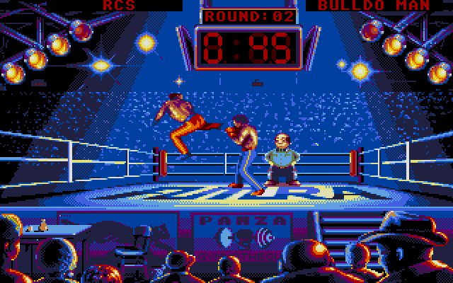 Panza Kick Boxing (1990)