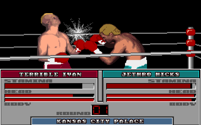 TV Sports Boxing (1991)