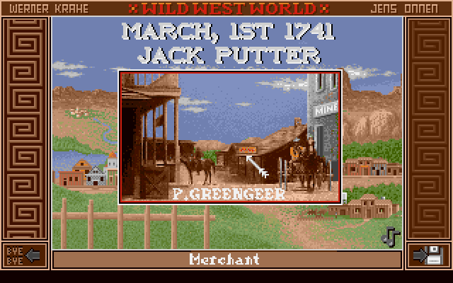Wild West World (1990)