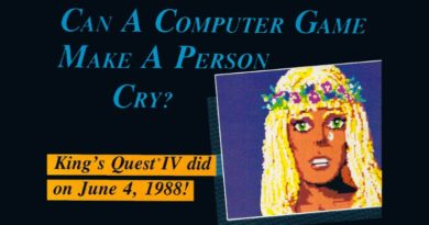 Ad of the Day: Kings Quest IV