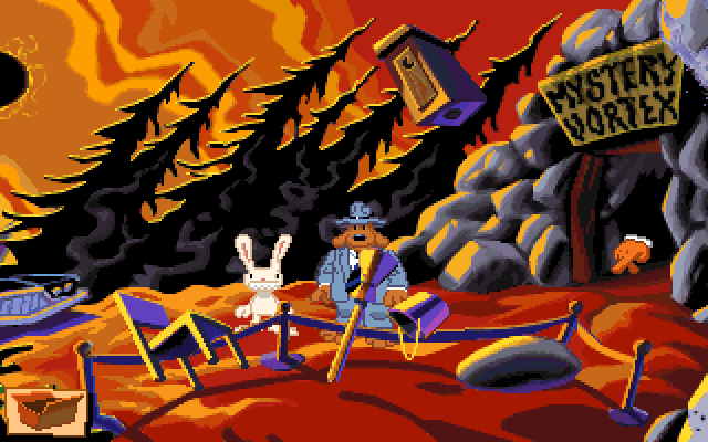 Sam & Max: Hit the Road (1993)